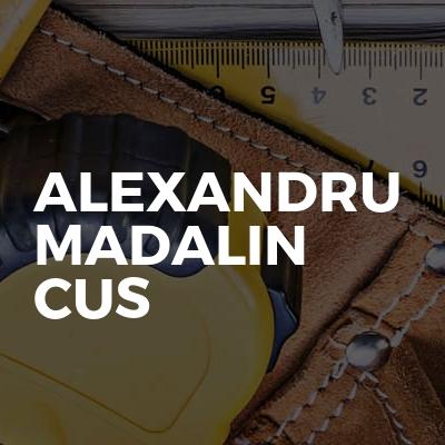 Alexandru Madalin Cus
