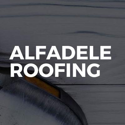 Alfadele roofing