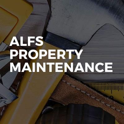Alfs Property Maintenance