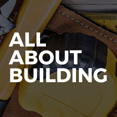 All About Building