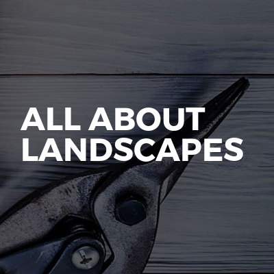 All about landscapes