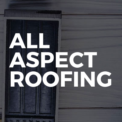 All aspect roofing
