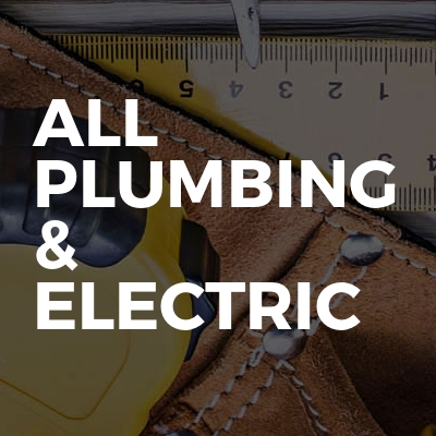All Plumbing & Electric