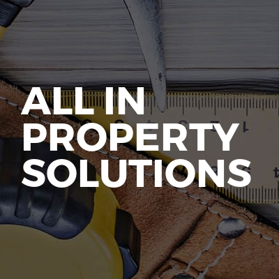 All in property solutions