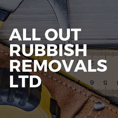 All Out Rubbish Removals Ltd