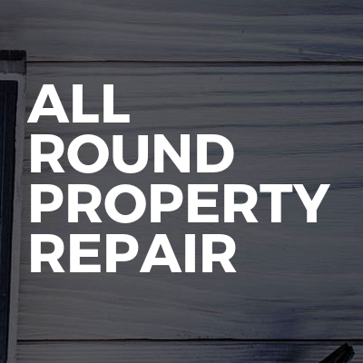 All Round Property Repair