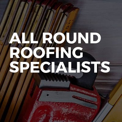 All Round Roofing Specialists