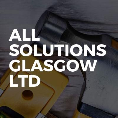 All Solutions Glasgow LTD