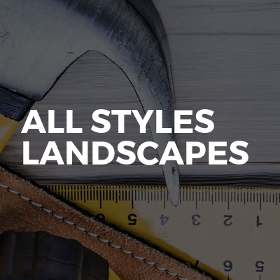 All Styles Landscapes