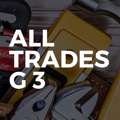 All trades G 3