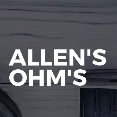 Allen's Ohm's