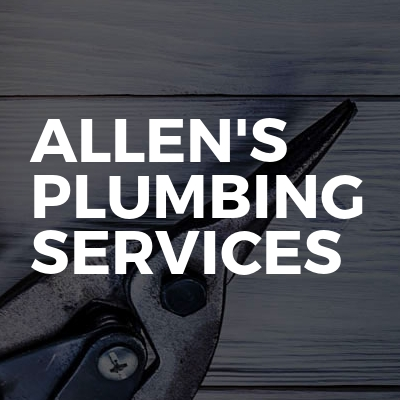 Allen's Plumbing Services