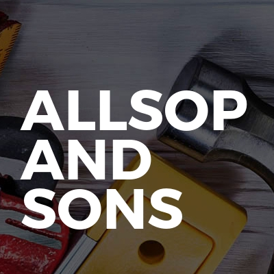 Allsop and sons