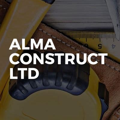 Alma Construct Ltd