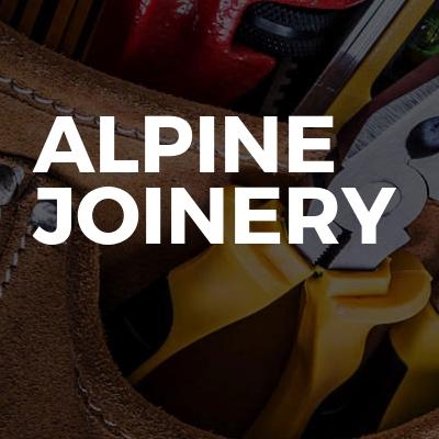 Alpine joinery