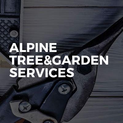 Alpine Tree&Garden Services