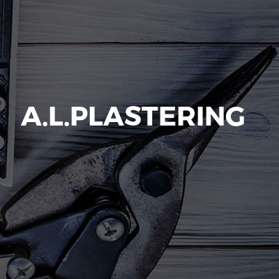 A.l.plastering