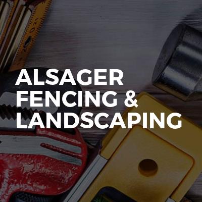 Alsager fencing & Landscaping