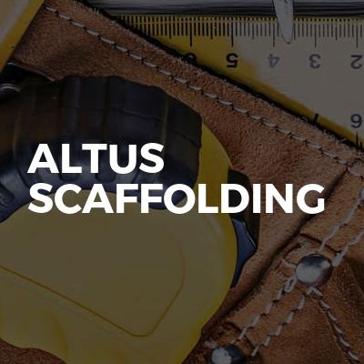 Altus Scaffolding