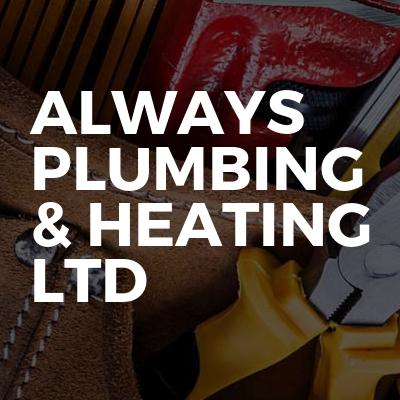 Always Plumbing & Heating Ltd
