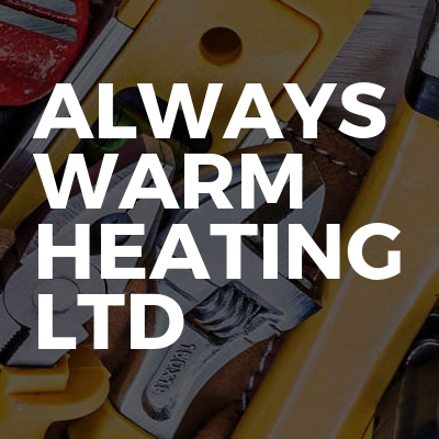 Always Warm Heating Ltd