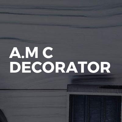 A.m c decorator