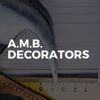 A.M.B. Decorators