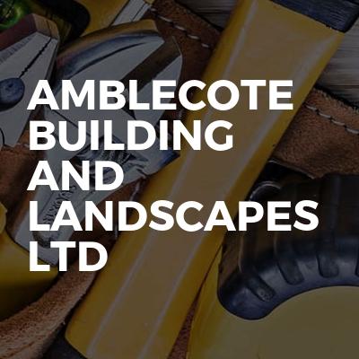 Amblecote building and landscapes ltd
