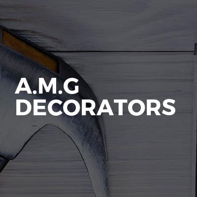 A.M.G DECORATORS