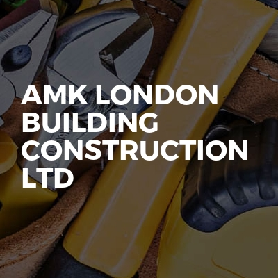 Amk london building construction ltd