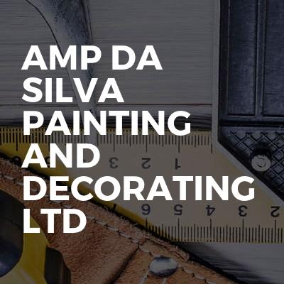 AMP da Silva Painting and Decorating Ltd