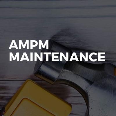Ampm Maintenance