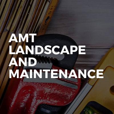 Amt Landscape And Maintenance