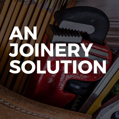 An Joinery Solution