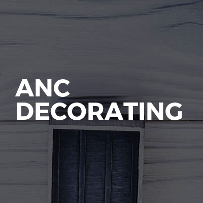 Anc decorating
