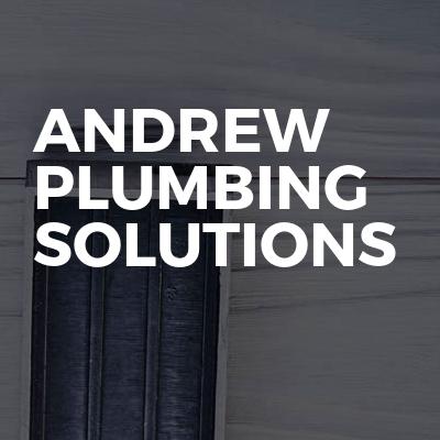 Andrew Plumbing Solutions