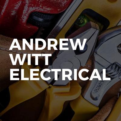 Andrew witt electrical
