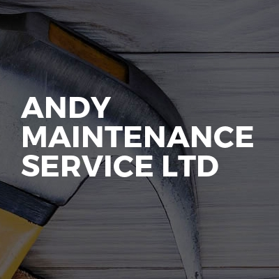 Andy Maintenance Service Ltd