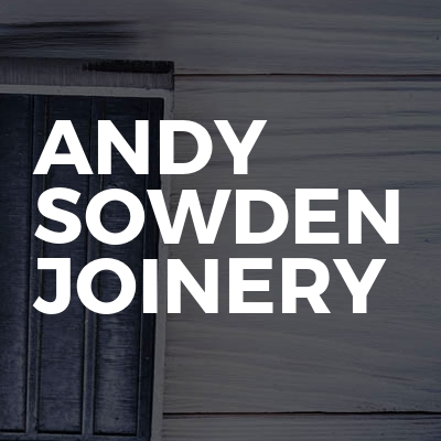 Andy Sowden joinery