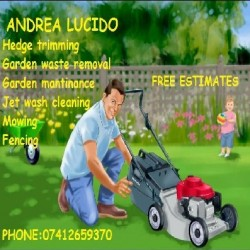Andy the Handy Man Gardens