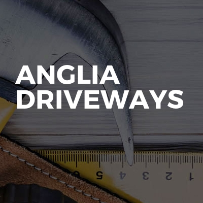 Anglia driveways