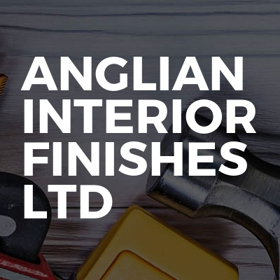 Anglian Interior Finishes Ltd