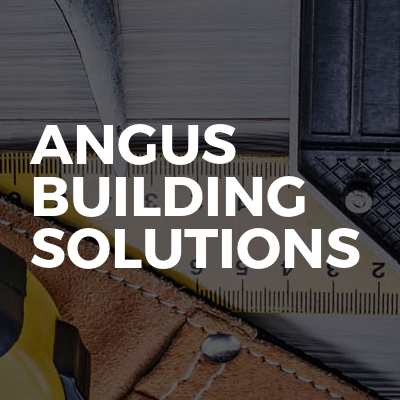 Angus building solutions