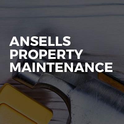 Ansells property maintenance