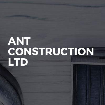 Ant Construction Ltd