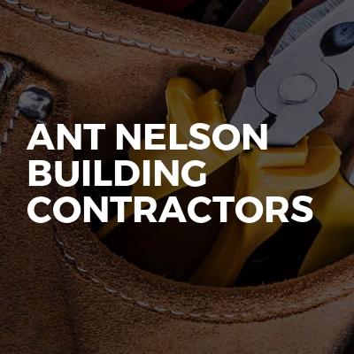 Ant Nelson Building Contractors
