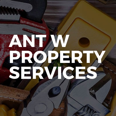 Ant W Property Services
