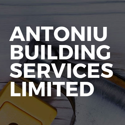 Antoniu Building services limited