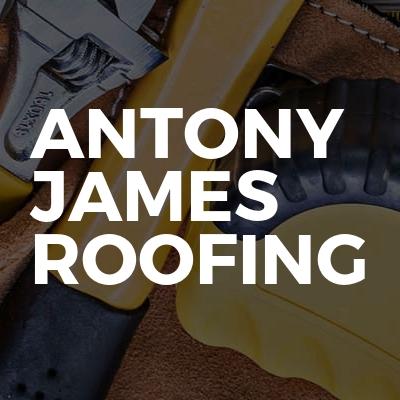 Antony James Roofing