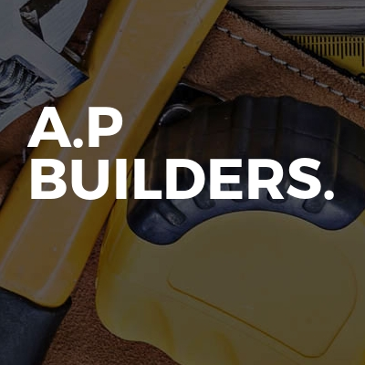 A.P Builders.